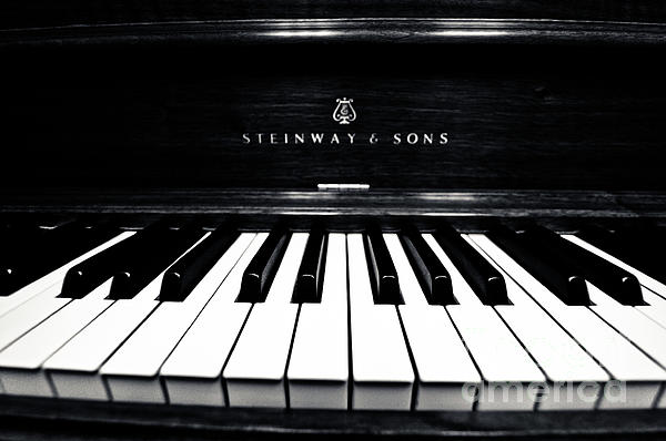 Steinway and Sons Photograph